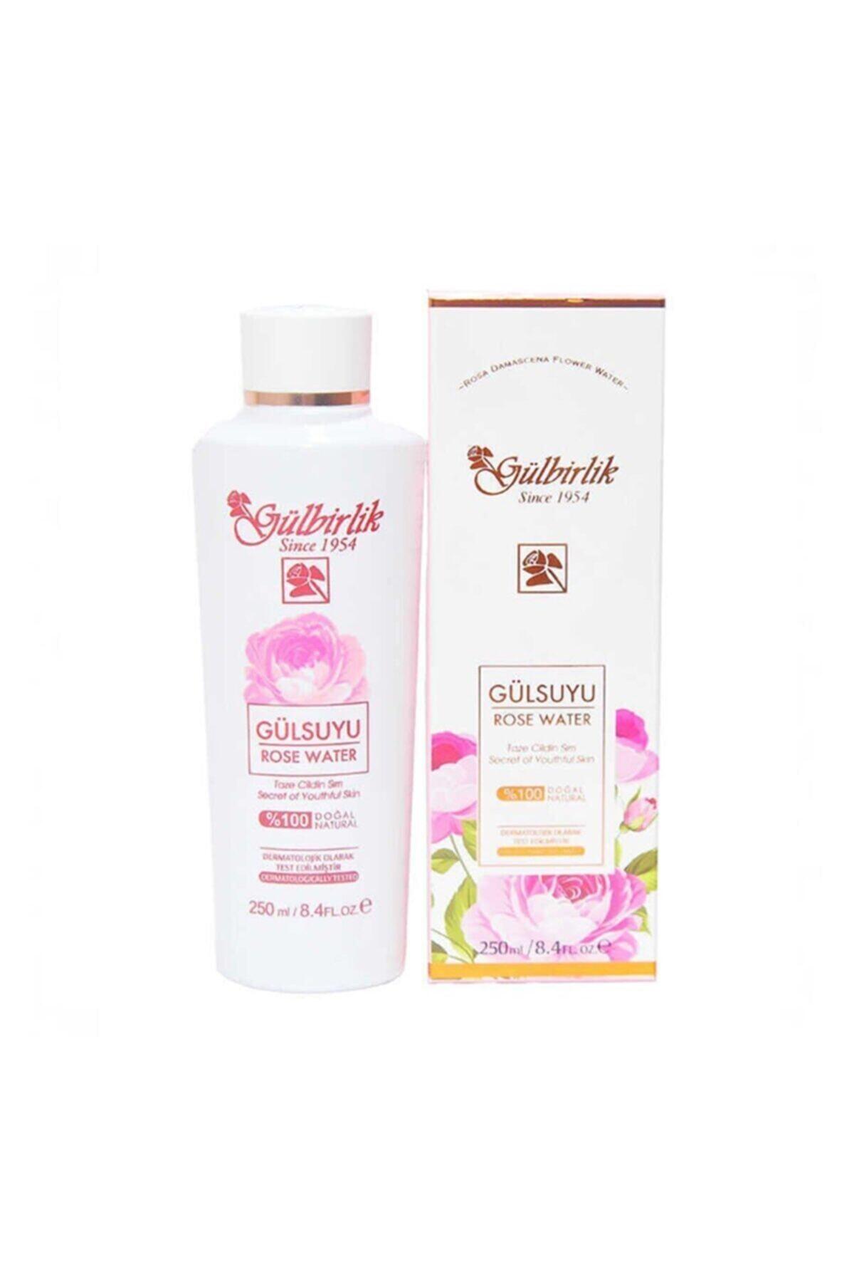 Rosense Gülbirlik Doğal Gül Suyu Rose Water 250 ml 1