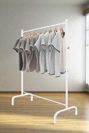 Tedarikcenter Metal Konfeksiyon Askısı Konfeksiyon Elbise Askılığı Eşek Askılık