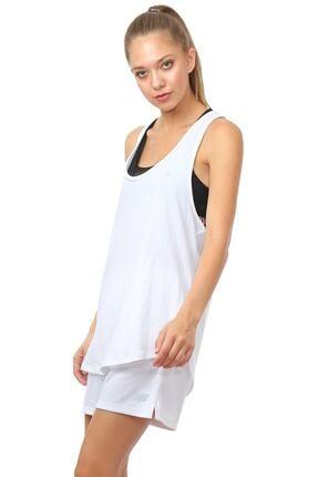 New Balance Kadın Atlet - Nbtm013-wt