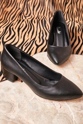 Bambi Sıyah Kadın Ayakkabı K0671200009