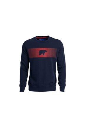 Bad Bear Erkek Lacivert Fancy Sweatshirt