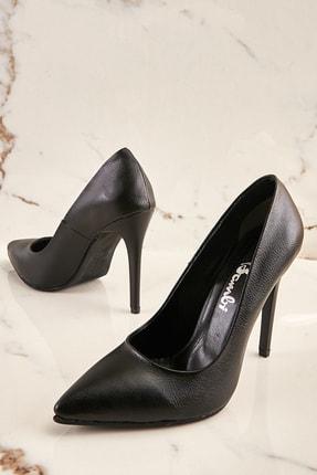 Bambi Sıyah Kadın Ayakkabı K0568007609