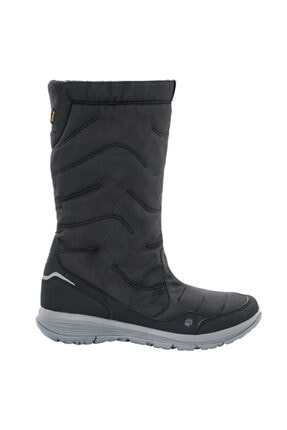Jack Wolfskin Vancouver Texapore Boot W Kadın Siyah Outdoor Ayakkabı 4028201-6000