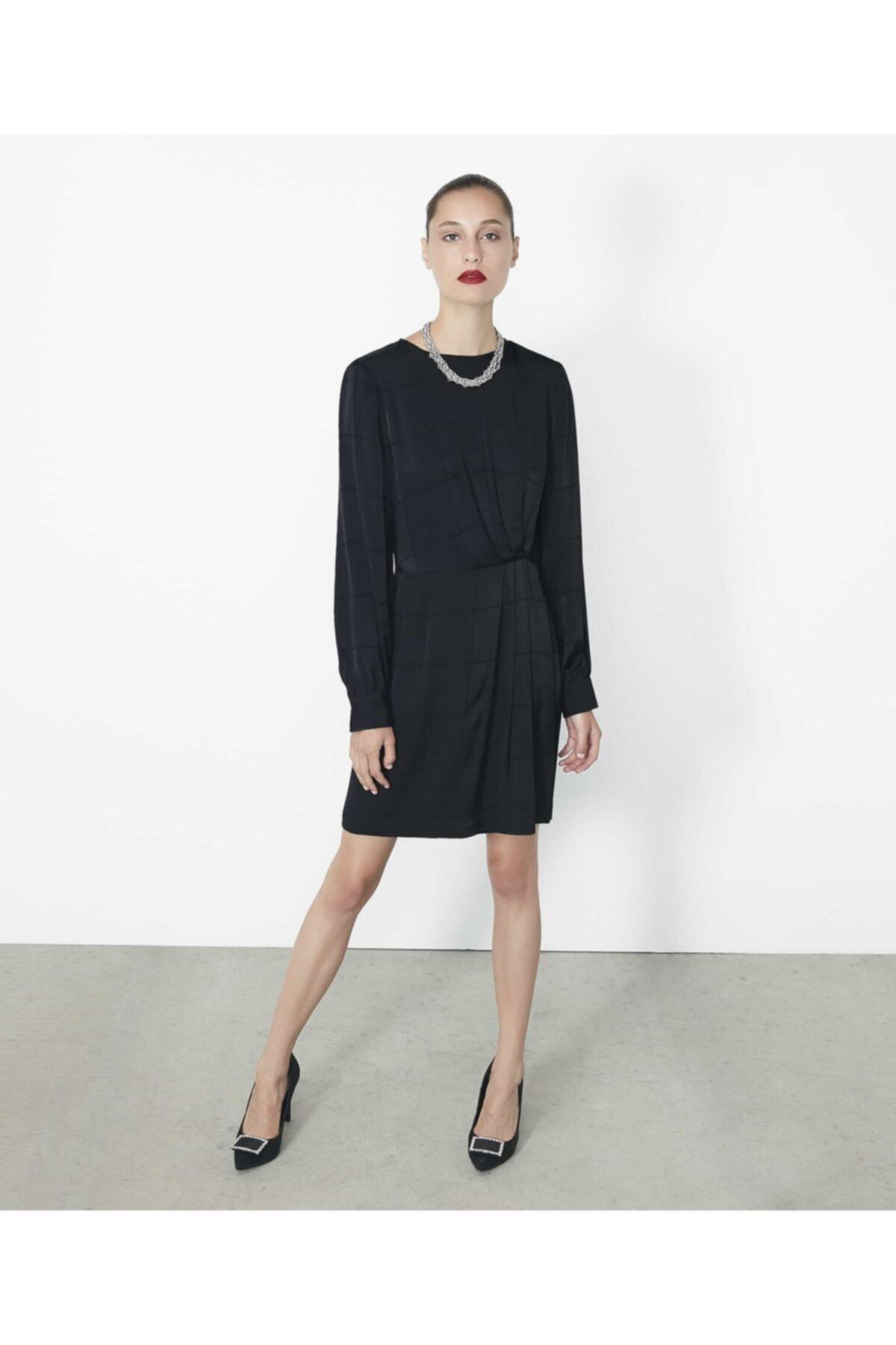 İpekyol Pili Etekli Elbise 1