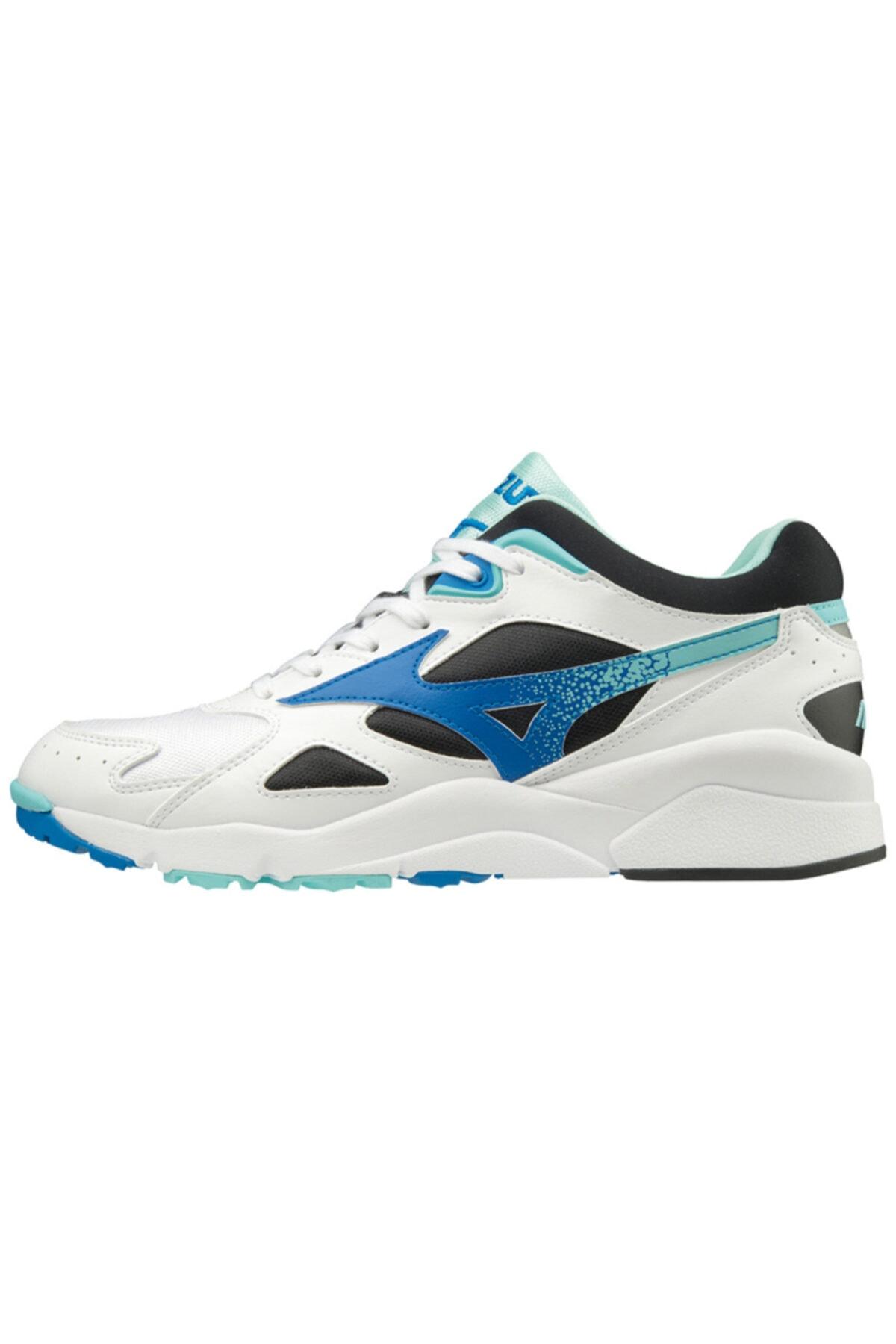 MIZUNO Sky Medal Unisex Günlük Giyim Ayakkabısı Beyaz 1