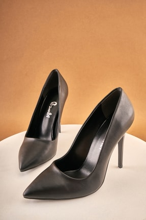Bambi Sıyah Kadın Ayakkabı K0596177009