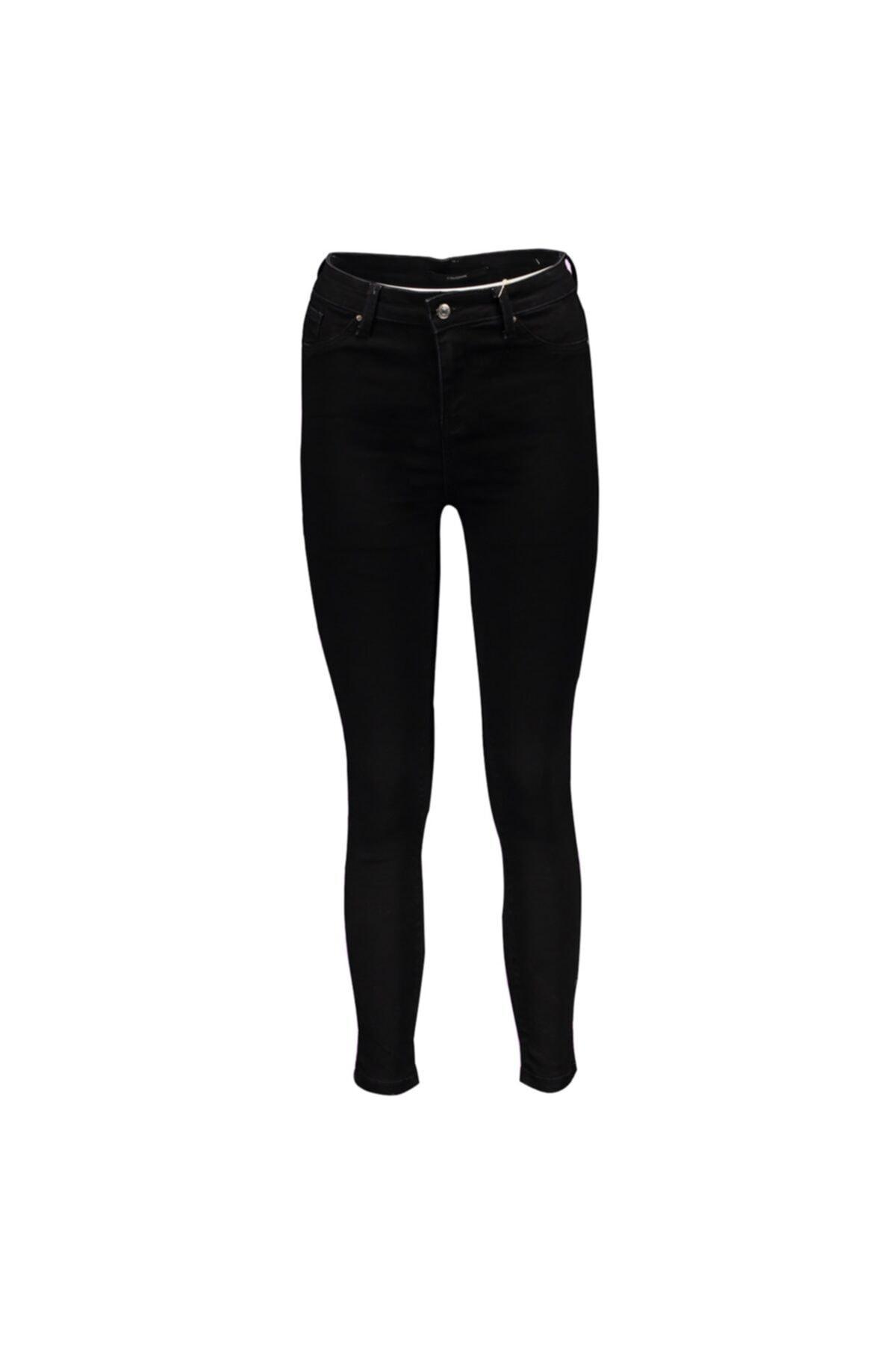 Collezione Sıyah Kadın Pantolon 2