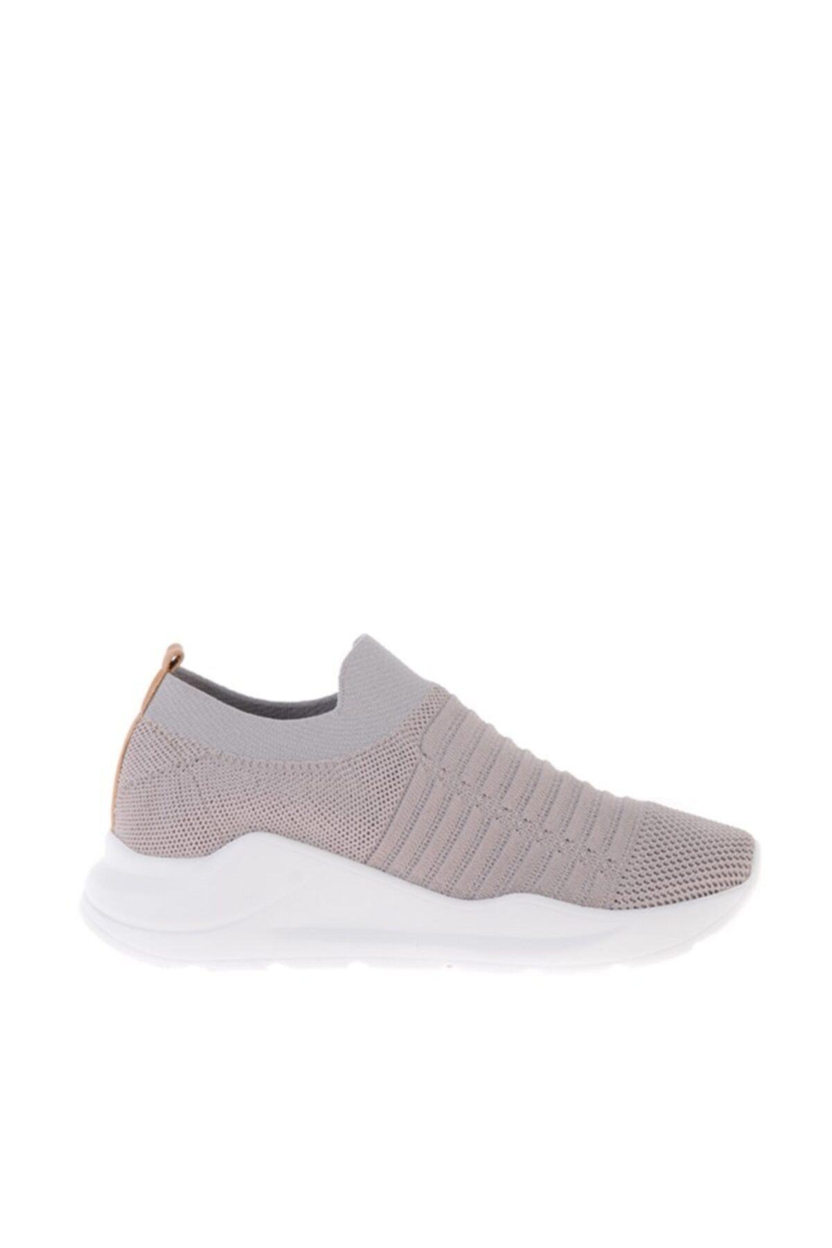 Bambi Gri Kadın Sneaker K01673050582 2