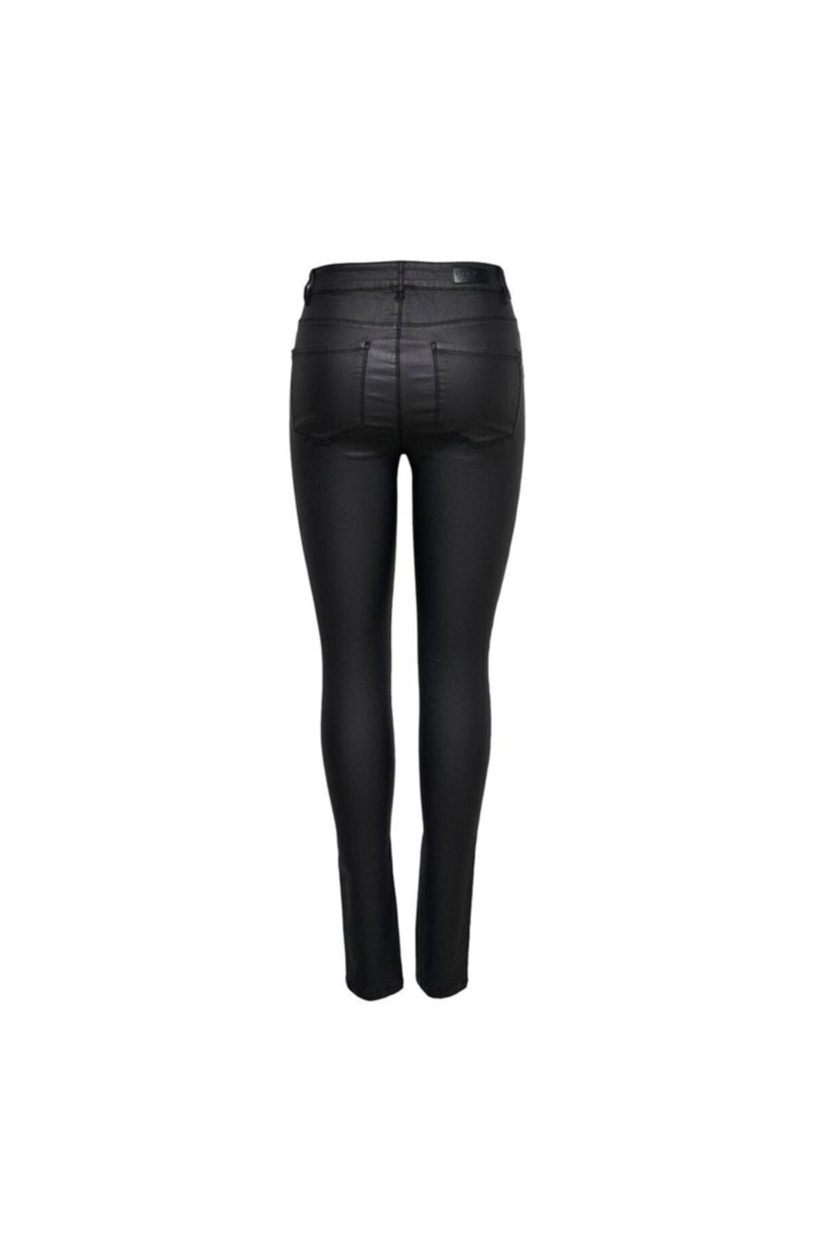 Only 15151791 Kadın Pantolon Sıyah 2