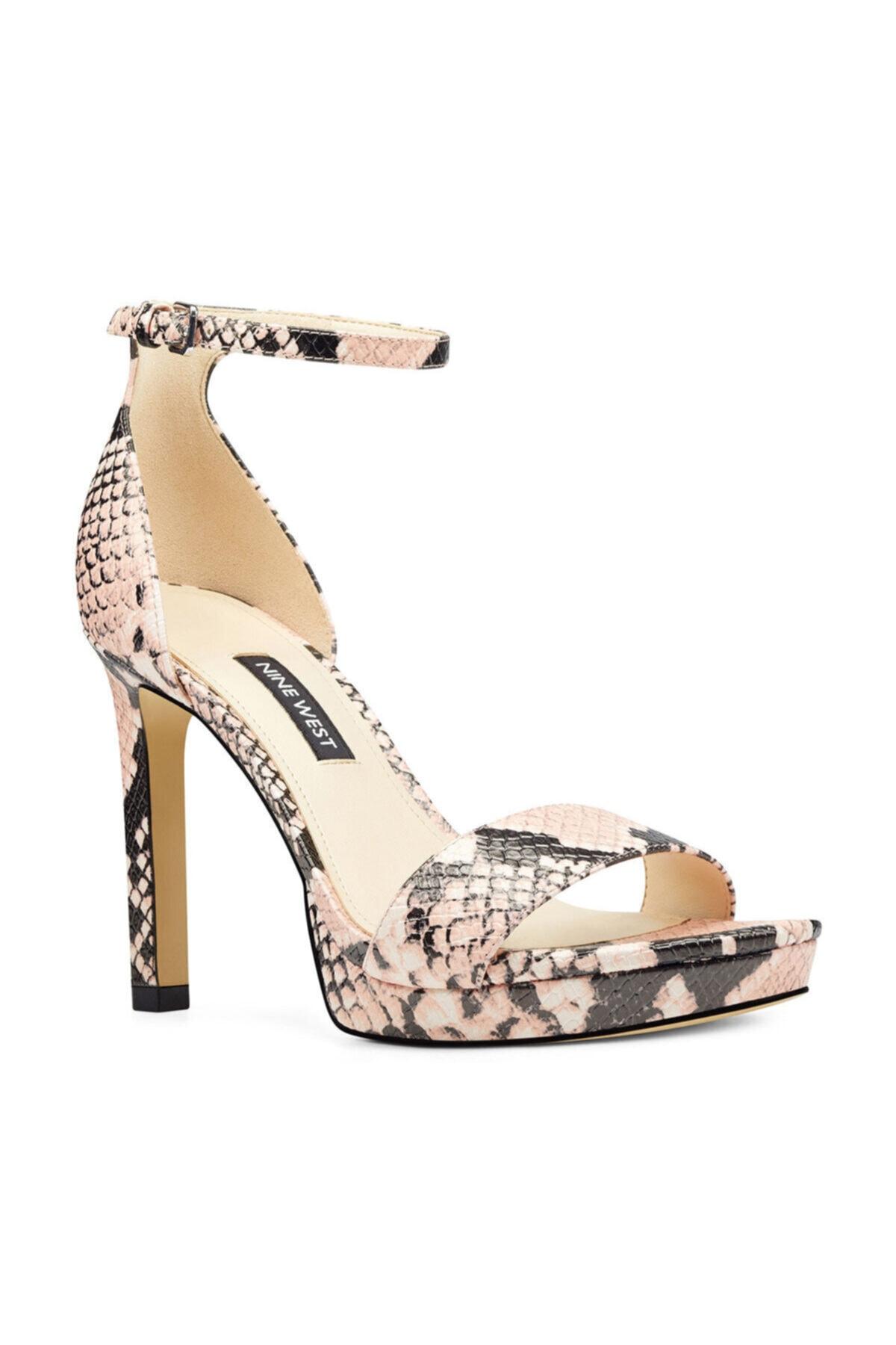 Nine West EDYN Pembe Kadın Topuklu Ayakkabı 100578630 2