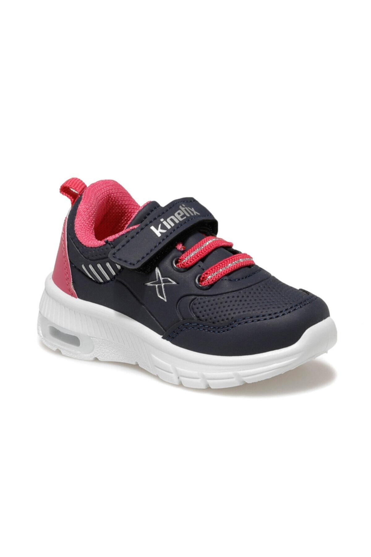 Kinetix WATSON Lacivert Kız Çocuk Yürüyüş Ayakkabısı 100543799 1