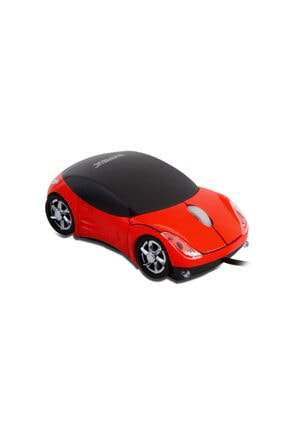 Everest Özel Tasarım Araba Dizayynlı Usb Kablolu Optik Mouse