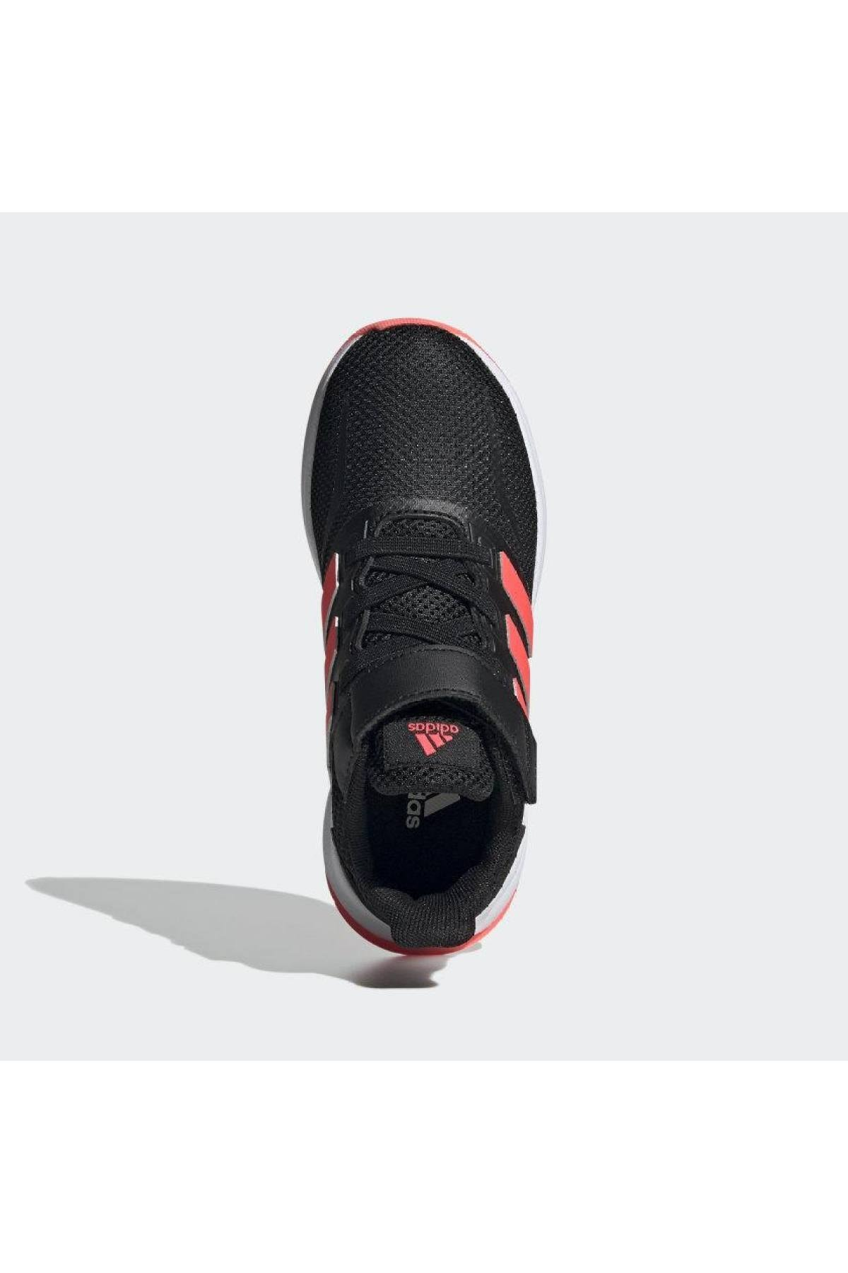 adidas RUNFALCON C Siyah Kız Çocuk Koşu Ayakkabısı 100663763 2