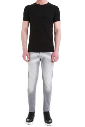 Efor 028 Slim Fit Gri Jean Pantolon