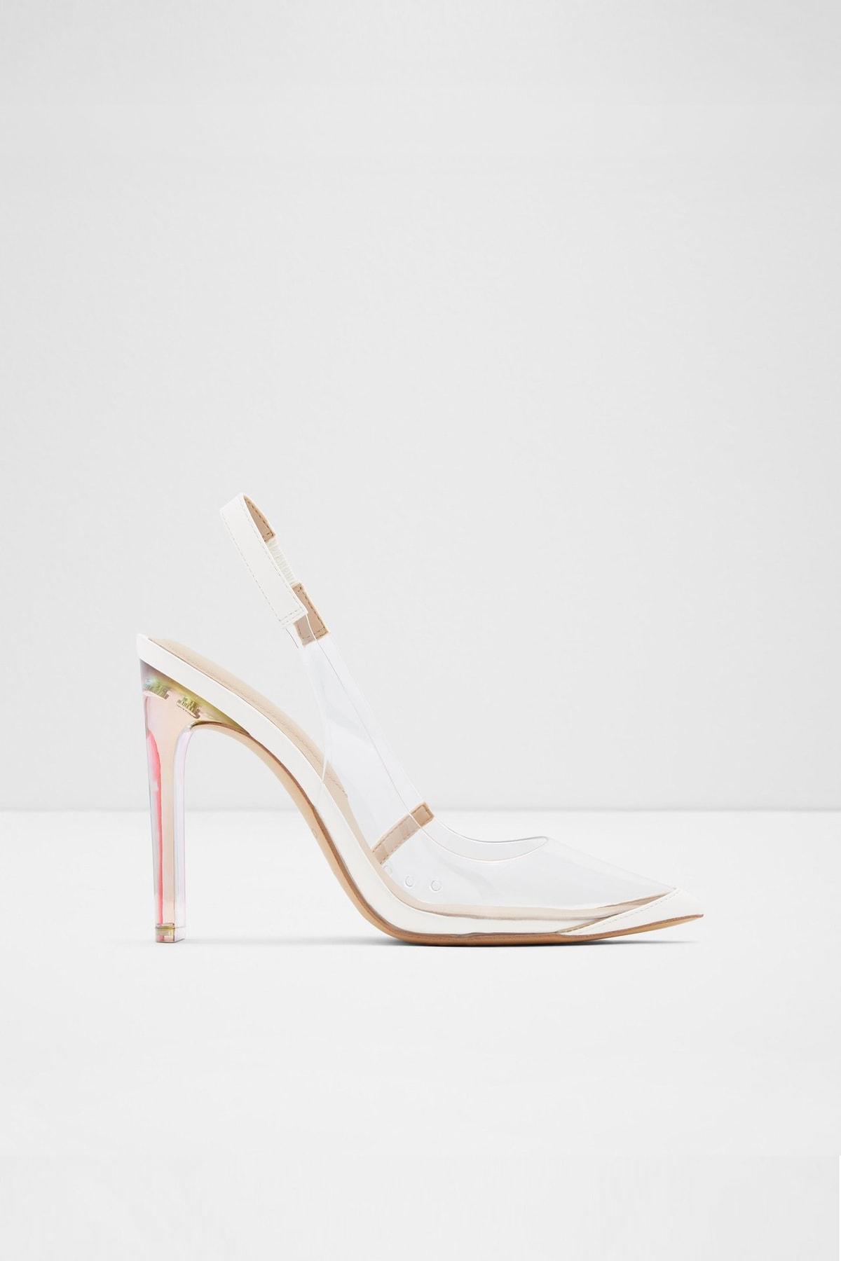 Aldo Feıwıa - Beyaz Kadın Topuklu Ayakkabı 1