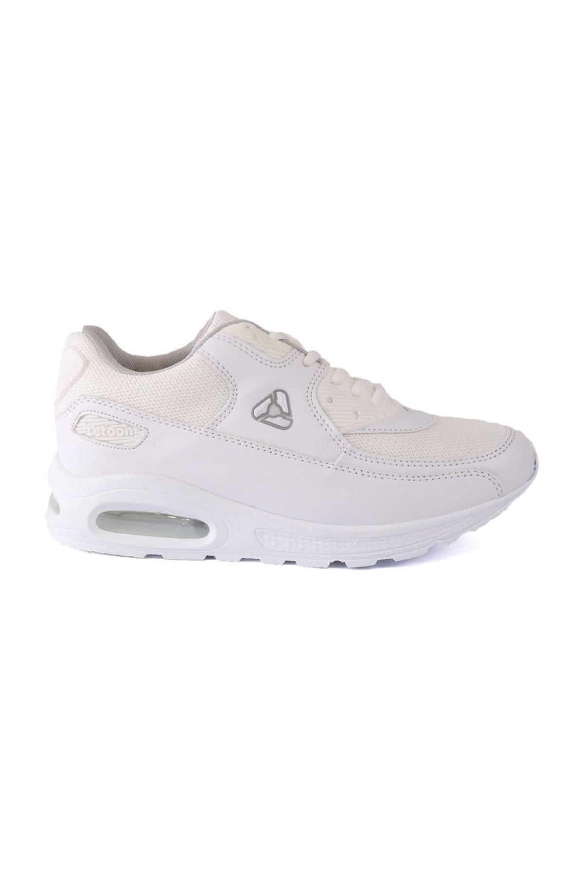 LETOON 3103y Unisex Spor Ayakkabı - Beyaz 1