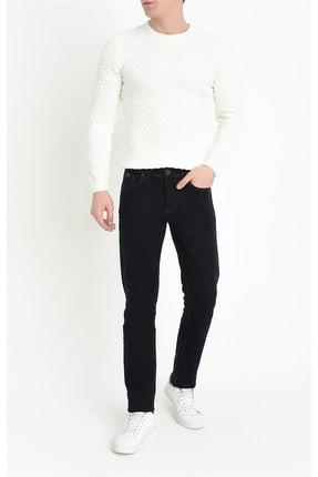 Efor 046 Slim Fit Lacivert Jean Pantolon