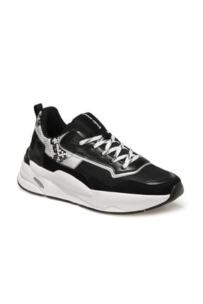 Kinetix Burges Siyah Kadın Fashion Sneaker