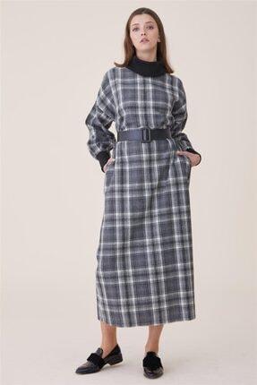Loreen Elbise-siyah 22161-01