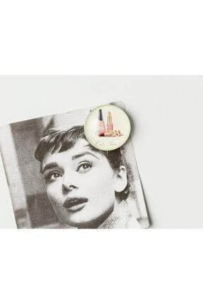 Madame Coco Buzdolabı Magneti - Ruj