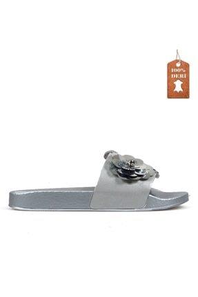 Hammer Jack Jack Gümüş Kadın Terlik / Sandalet 548 2000-z