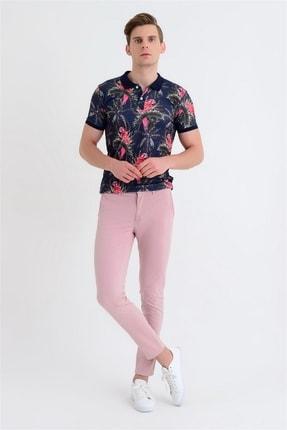 Efor Etp 001 Slim Fit Gül Kurusu Spor Pantolon