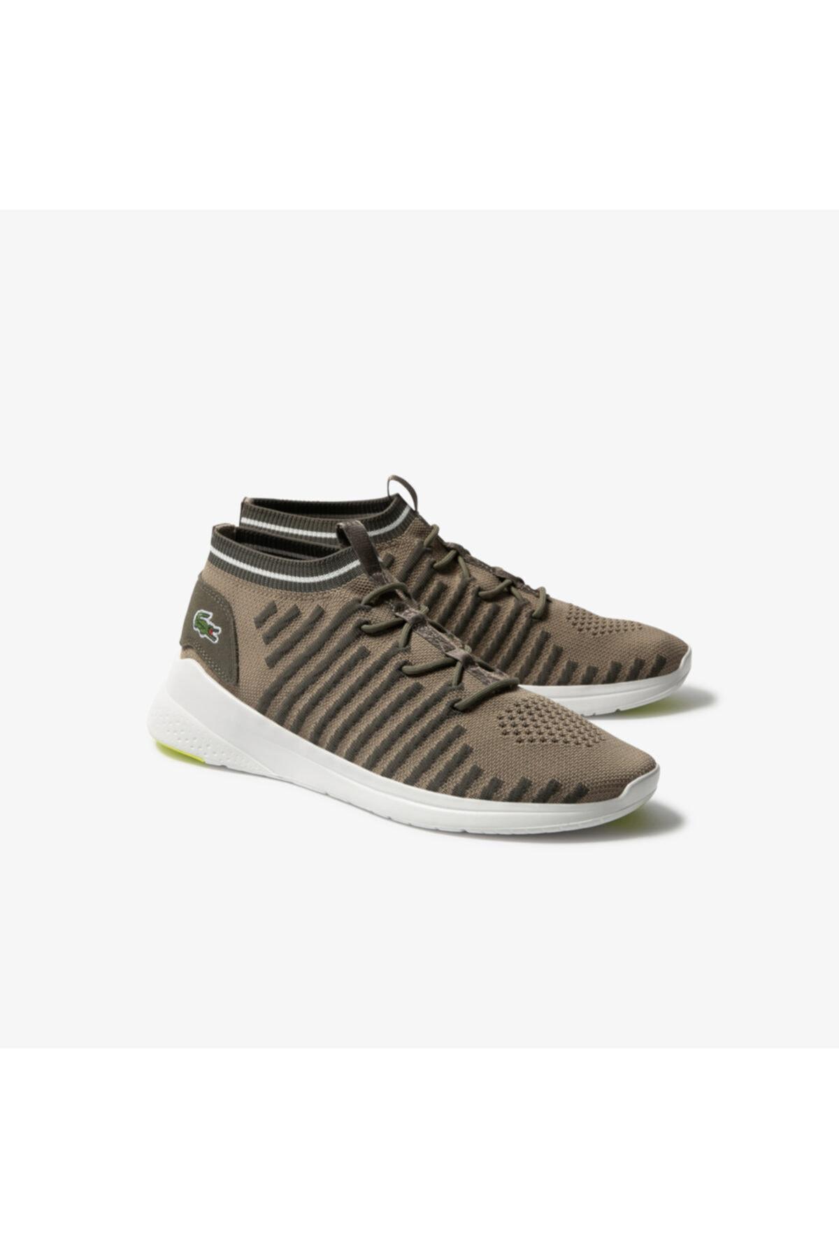Lacoste Lt Fit-flex 120 2 Sma Erkek Haki Sneaker 2