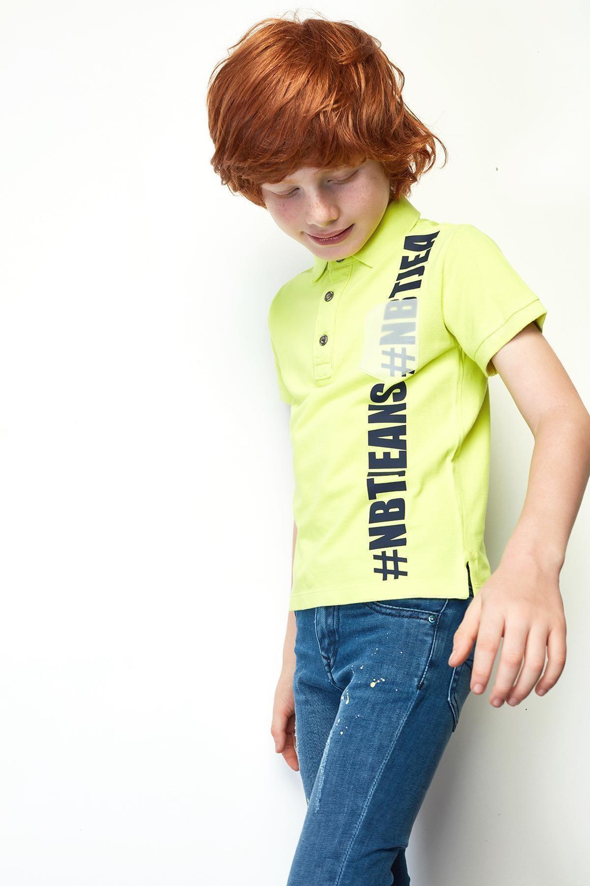 Nebbati Erkek Çocuk Jean Pantolon 19ss1nb3207 1