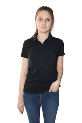 Fashion Friends Kadın Polo Yaka Tshirt