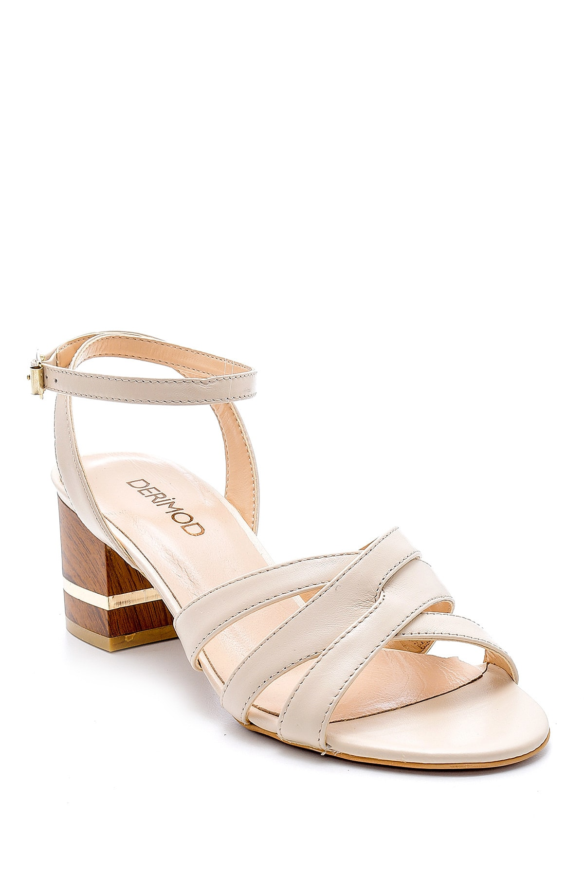 Derimod Kadın Kalın Topuklu Ayakkabı 2