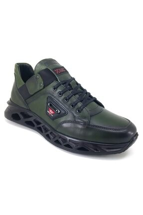 MARCOMEN 20ka 10310 Günlük Erkek Ayakkabı Haki