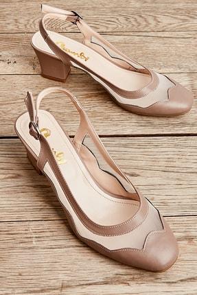 Bambi Taş Kadın Ayakkabı L0708222271