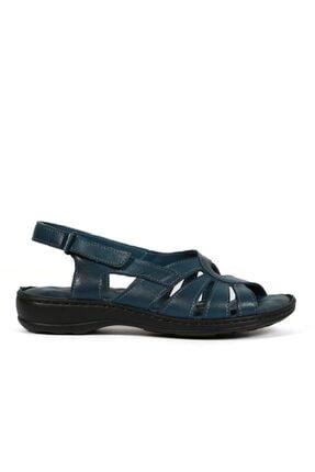Hammer Jack Jack Mavi Kadın Terlik / Sandalet 449 3205-z