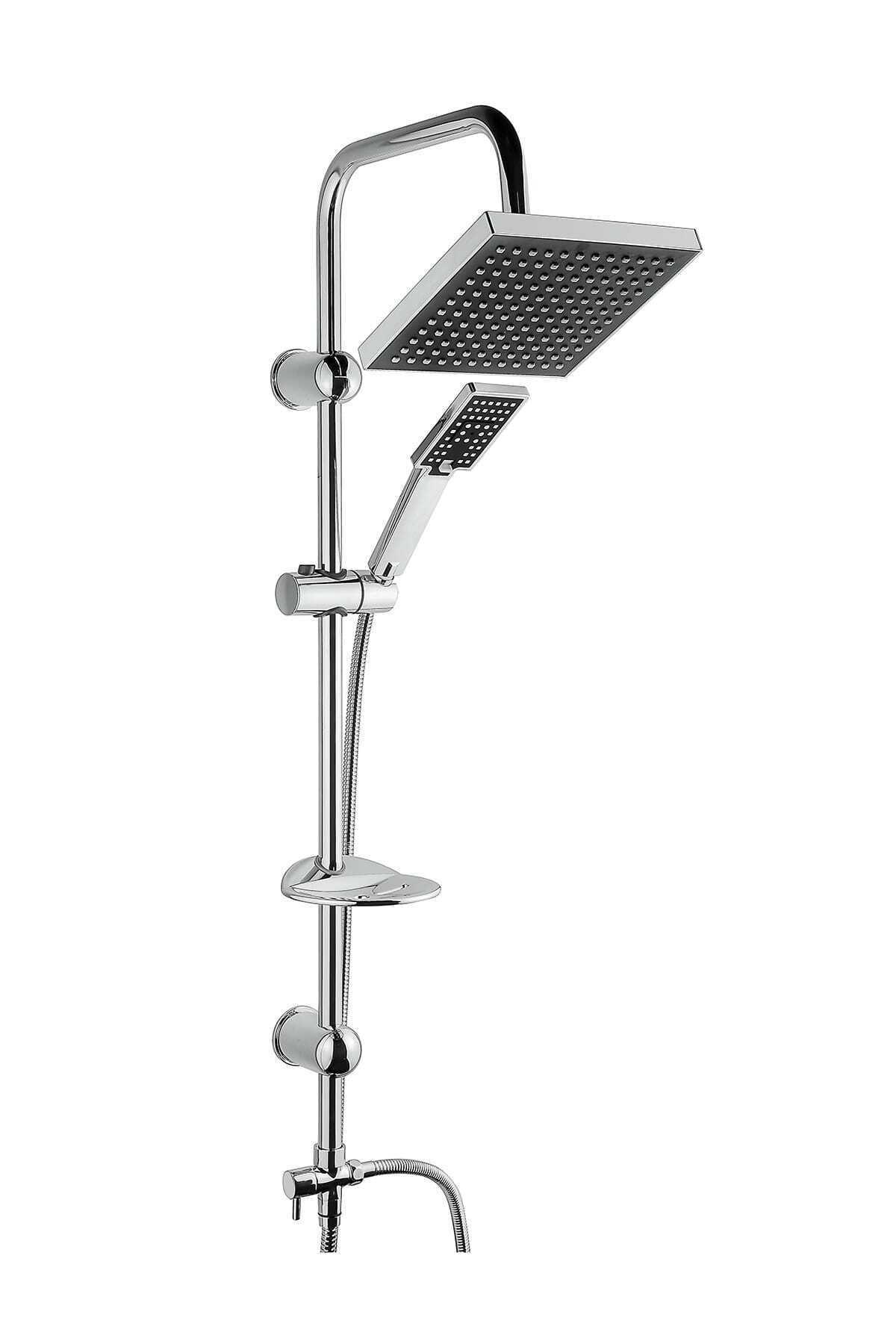 Vilas Sigma Fonksiyonlu Robot Yağmurlama Tepe Duş Seti 1