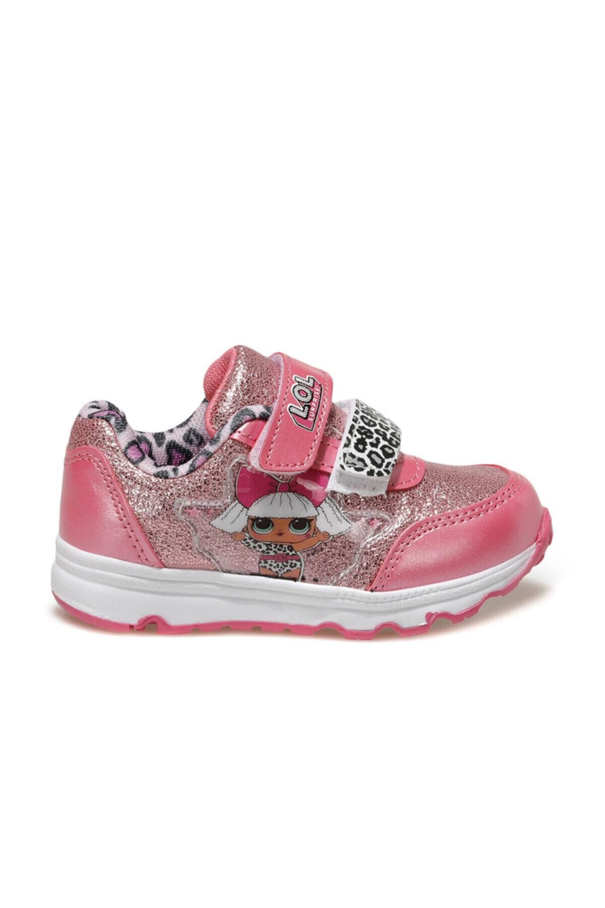 LOL LEOPY.P Fuşya Kız Çocuk Sneaker Ayakkabı 100561589 2