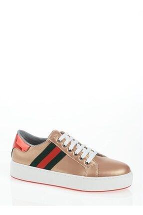Derigo Bakır Şerit Kadın Casuel Ayakkabı 221701
