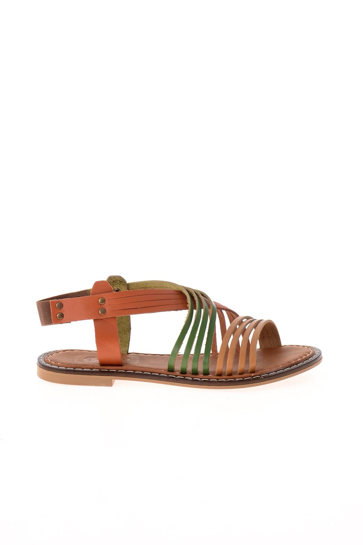 Bambi Multi Kadın Sandalet L0602808803 2