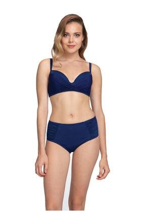 Dagi Lacivert Kaplı Bikini Takımı