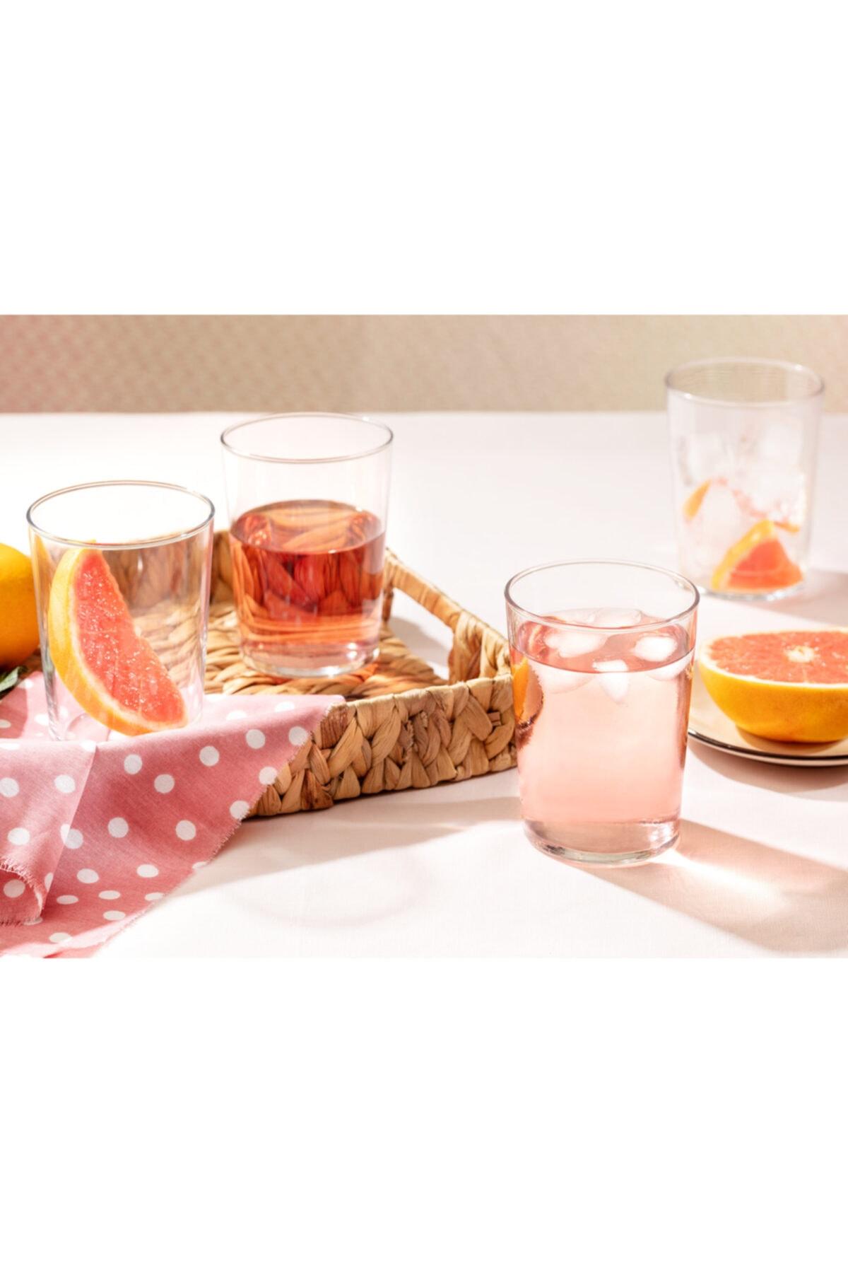 Madame Coco Pierretta 4'lü Meşrubat Bardağı Seti 1