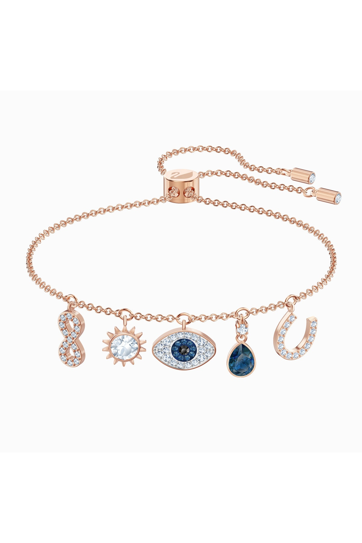 Swarovski 5497668 Bilezik Swa Symbol:bracelet Charms Lmul/ros M 5497668 1