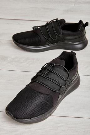 Bambi Siyah Erkek Sneaker L1805192882