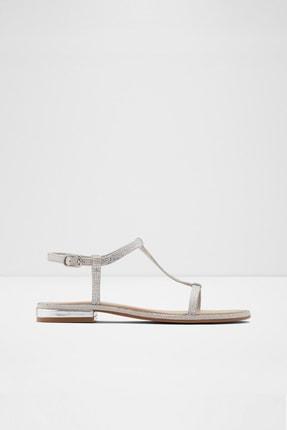 Aldo Yboımma - Gümüş Kadın Sandalet