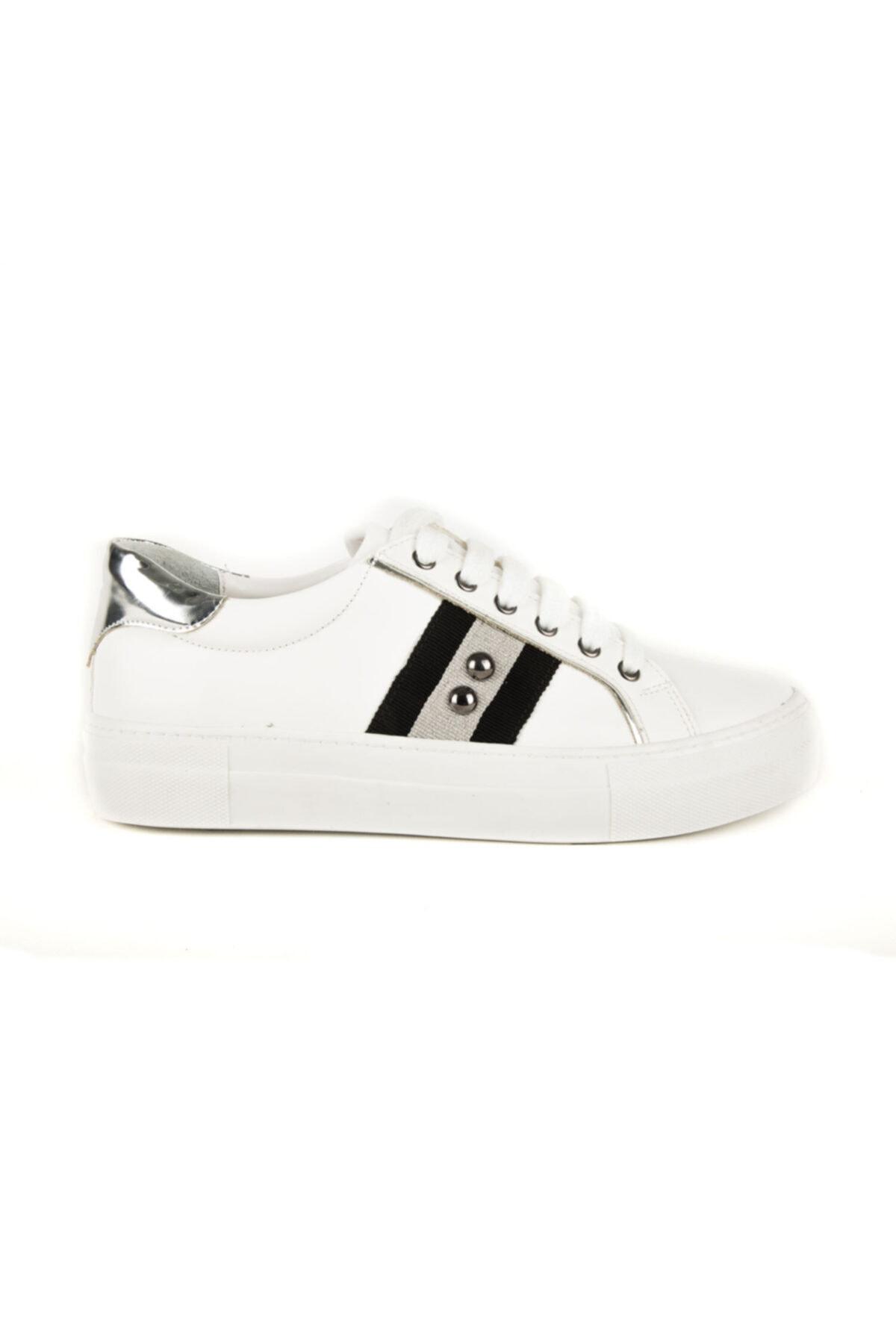 DİVUM Beyaz Spor Ayakkabı 1