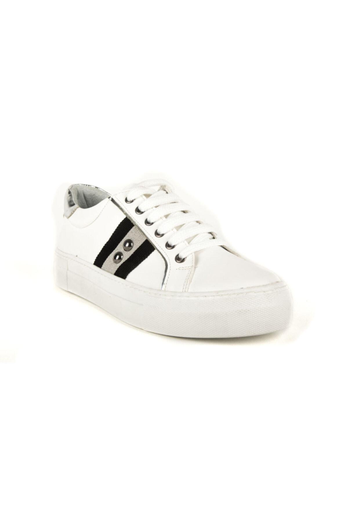 DİVUM Beyaz Spor Ayakkabı 2
