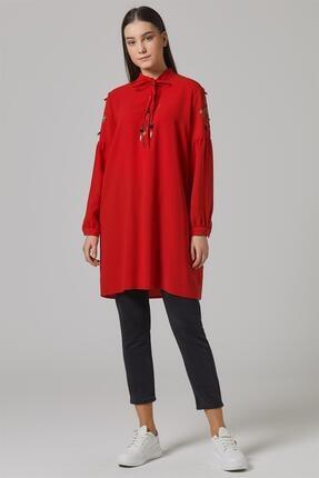 Doque Tunik-kırmızı Do-a9-61031-19