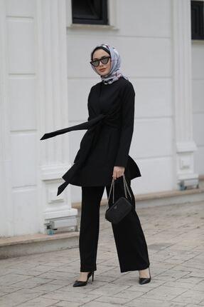 Lavienza Ipek Takım - Siyah