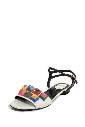 Nursace Hakiki Deri Sandalet Nsc16y-a51204