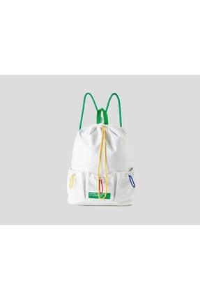 United Colors of Benetton Büzgülü Sırt Çantası
