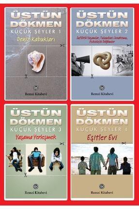 Remzi Kitabevi Küçük Şeyler 4'lü Set- Üstün Dökmen