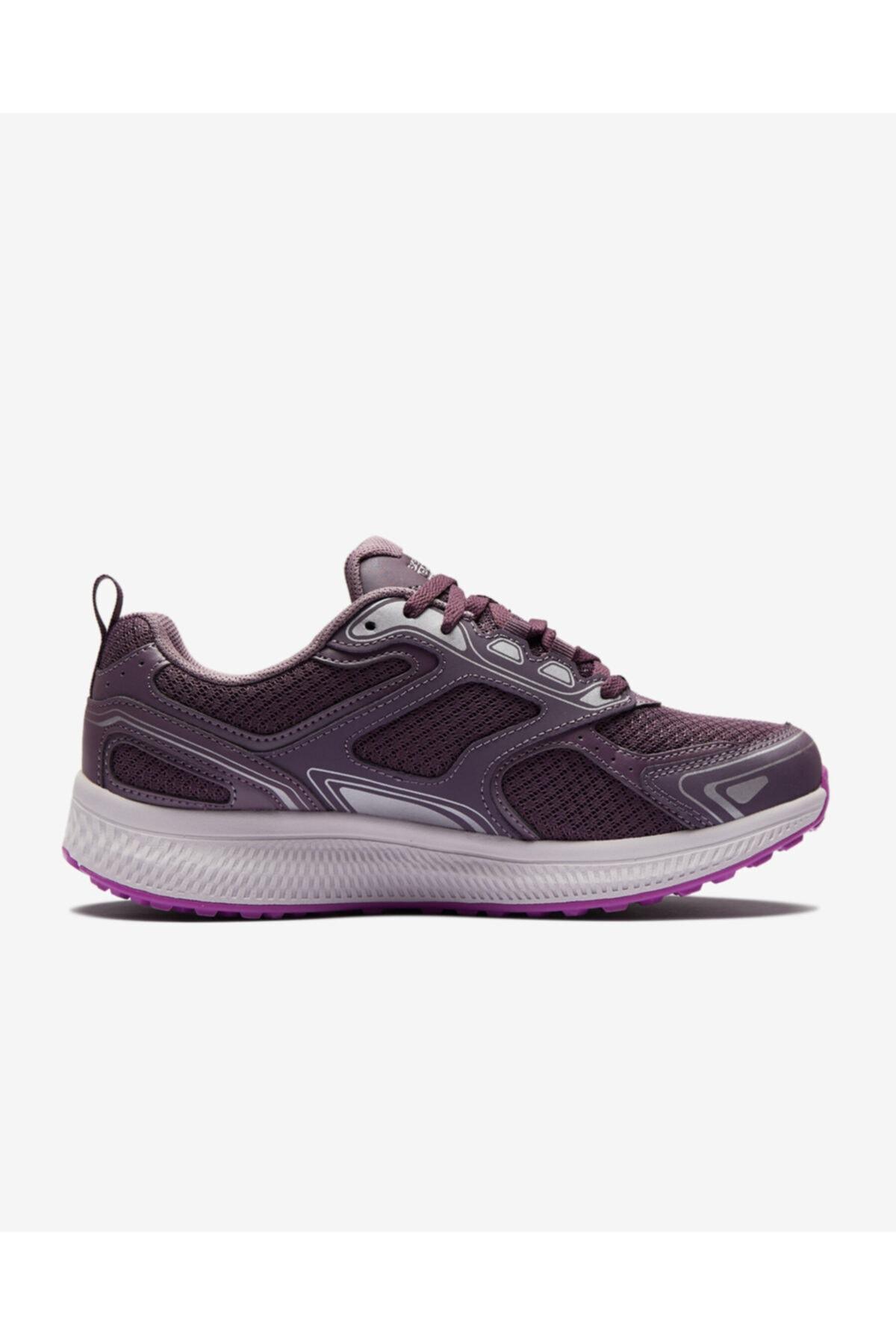 SKECHERS GO RUN CONSISTENT Kadın Gül Kurusu Koşu Ayakkabısı 2